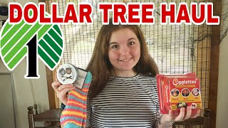 HUGE DOLLAR TREE HAUL AND REVIEW/COME SHOP WITH ME OCTOBER 20TH