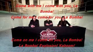 La Bomba lyrics (Lord of the lost)