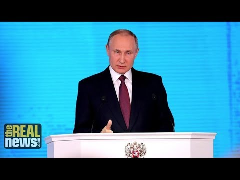 US Misses Putin's Nuclear Message (1/2)