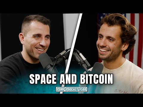 He Built A Factory To Launch Into Space!! | Pomp Podcast #588