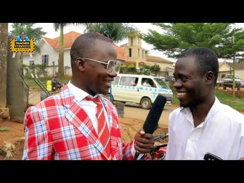 What is a Bird / Teacher Mpamire On the Street/ Funny African Videos/ African Comedy