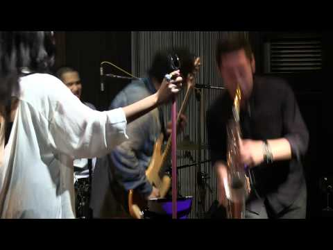 Raisa With BLP - Rolling In The Deep @ Mostly Jazz 12/07/12 [HD]