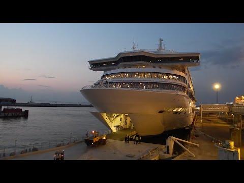 Silja Europa last voyage on Tallinn-Helsinki line