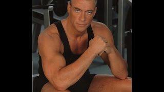 Jean-Claude Van Damme Ван Дамм в молодости бой на ринге!!!