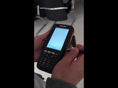 UHF RFID reader Senter ST308 Industrila PDA/Handheld terminal