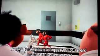 2 Funny Scenes in Space Chimps