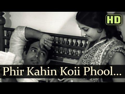 Phir Kahin Koi Phool  Sanjeev Kumar  Tanuja  Anubhav  Manna Dey  Dinesh Thakur  EvergreenSongs