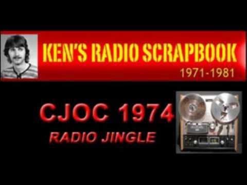 CJOC Radio Jingle 1974 Lethbridge Alberta - ARCHIVED RADIO