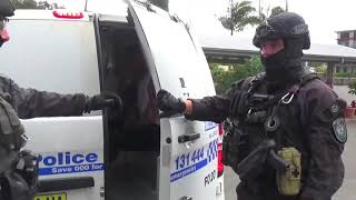 Four Arrested For Forster Armed Robbery Conspiracy