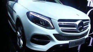 Ini Dia Tampilan Lengkap Mercedes Benz New GLE-Raja Mobil