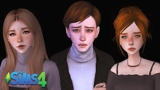 【The Sims 4 Machinima】ИСТОРИЯ СЛЕПОЙ ДЕВУШКИ ЧАСТЬ 3: Прошлое Сони