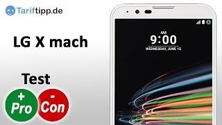 LG X mach   Test deutsch