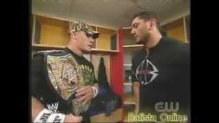 Batista & John Cena & Booker T & Big Show Segment