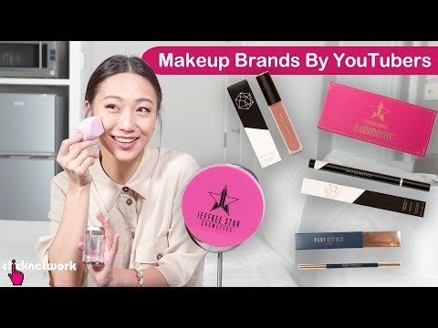 Makeup Brands By YouTubers (EM Cosmetics, Jeffree Star, Pony Effect) - Tried and Tested: EP117
