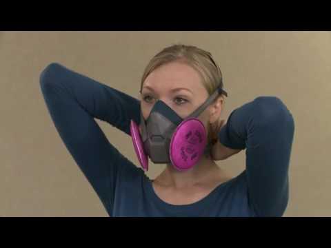 3M Respirator Fit Test Video