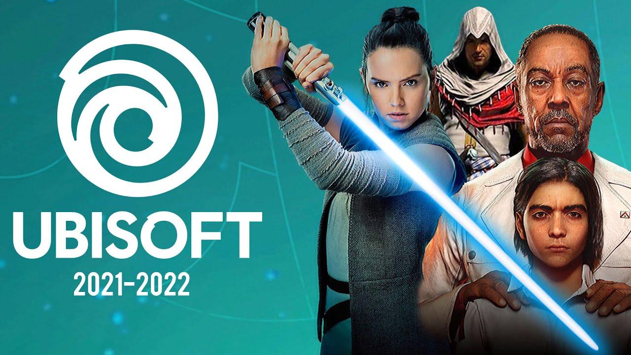 Upcoming Ubisoft Games (2021-2022)