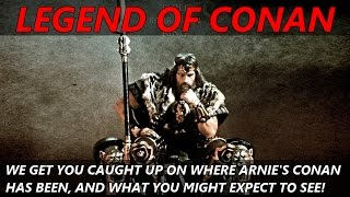 Legend of Conan – Production Delay and Story Synopsis
