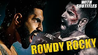 Rowdy Rocky (Rocky Mental) Full Movie Hindi Dubbed | Parmish Verma, Tannu Kaur Gill