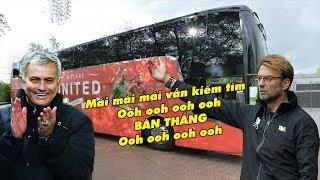 Bản tin Troll Bóng Đá số 99: Từ hôm nay Klopp bất lực trước xe bus của Mourinho