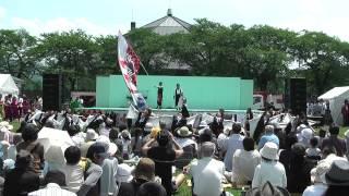 歓迎イベント ふくしまフェスin会津 WIND