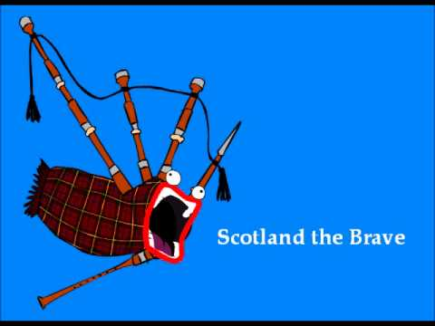 Scotland the brave metal