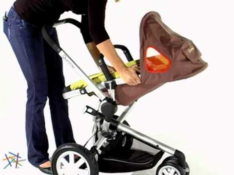 Quinny Buzz 3 Stroller Breen! - Product Review Video