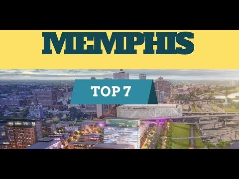 Things to Do in MEMPHIS! TOP 7 Attractions to Visit Guide