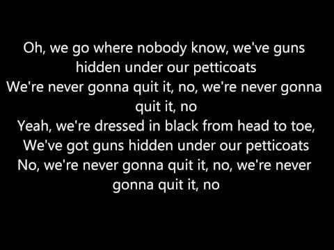 1975 Chocolate Lyrics