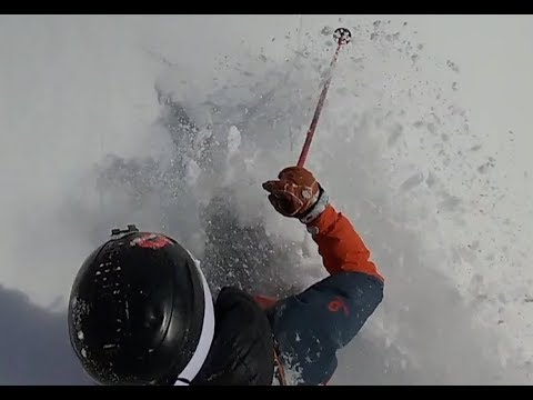 Deepest Day of the Year So Far at Jackson Hole, WY
