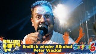 Peter Wackel - Endlich wieder Alkohol - Ballermann Hits 2016