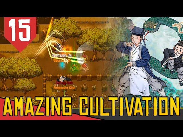 SEMI DEUS do MUSCULO - Amazing Cultivation Simulator Immortal #15 [Série Gameplay PT-BR]