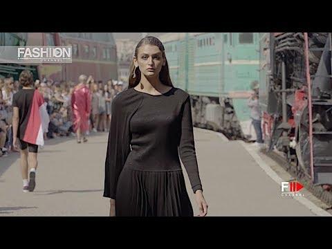 JEAN GRITSFELDT Spring Summer 2019 Ukrainian FW - Fashion Channel