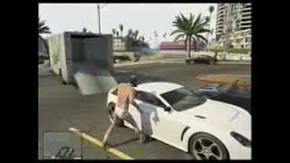GTA 5 SPY HUNTER WEAPONS VAN GLiTCH(, 2013-12-27T04:25:13.000Z)