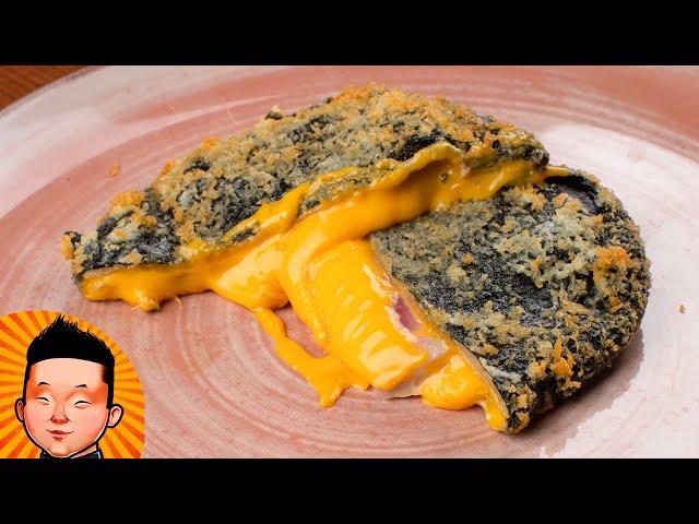 Сырная суши пита | Cheezy pita receip