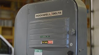 Bandsaw Restoration, Rebuild, Refresh; Out with the new, in with the old. Rockwell Delta