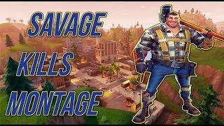 Savage Kills Ep. 10 Tic-Tac-Toe (Battle Royale)