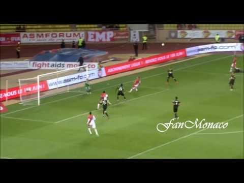 Ibrahima Touré AS MONACO tous ses buts