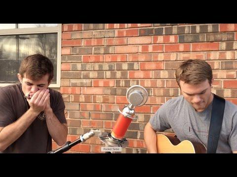 Hard to Handle (Black Crowes Cover) - Harmonica Jam