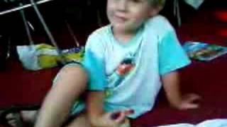 Mano en Casper Sonzay 2008