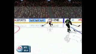 NHL 2001 - PC Demo Gameplay Footage