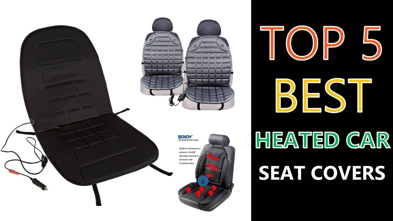 Best Heated Car Seat Covers Youtube