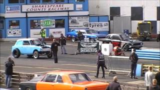 Hot Rod Drag Racing @ Shakespeare County Raceway, UK - 14/09/13 - NHRA MOPAR NITRO