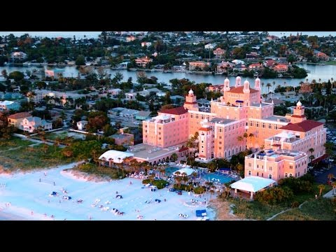 Top10 Recommended Hotels in St Pete Beach, Florida, USA