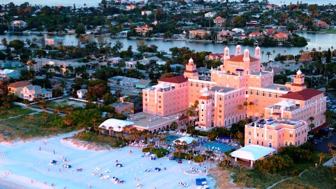 Top10 Recommended Hotels In St Pete Beach Florida Usa