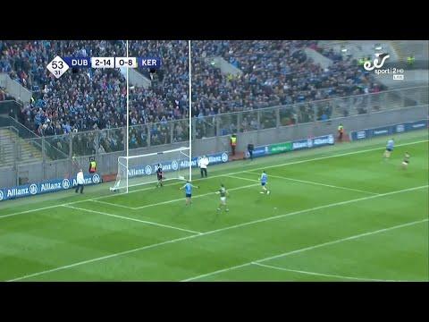 HIGHLIGHTS | Dublin 2-17 to 0-11 Kerry | Allianz Leagues