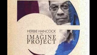 HERBIE HANCOCK Feat. PINK, SEAL, INDIA ARIE, OUMOU SANGARE, & JEFF BECK - Imagine