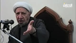 أين الرشيد ليرى خلود الإمام الكاظم (ع) في أفئدة الناس - الشيخ احمد الوائلي!