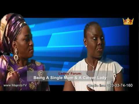 Being A Single Mum & A Career Lady-sun 19 July 2015