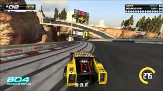 Download Video Trackmania Turbo [Gameplay Walkthrough] : Circuit #2 , Canyon Grand Drift Série Blanche [PC][HD] MP3 3GP MP4