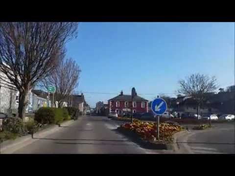 Youghal - small seaside town, Ireland 2015 April 08